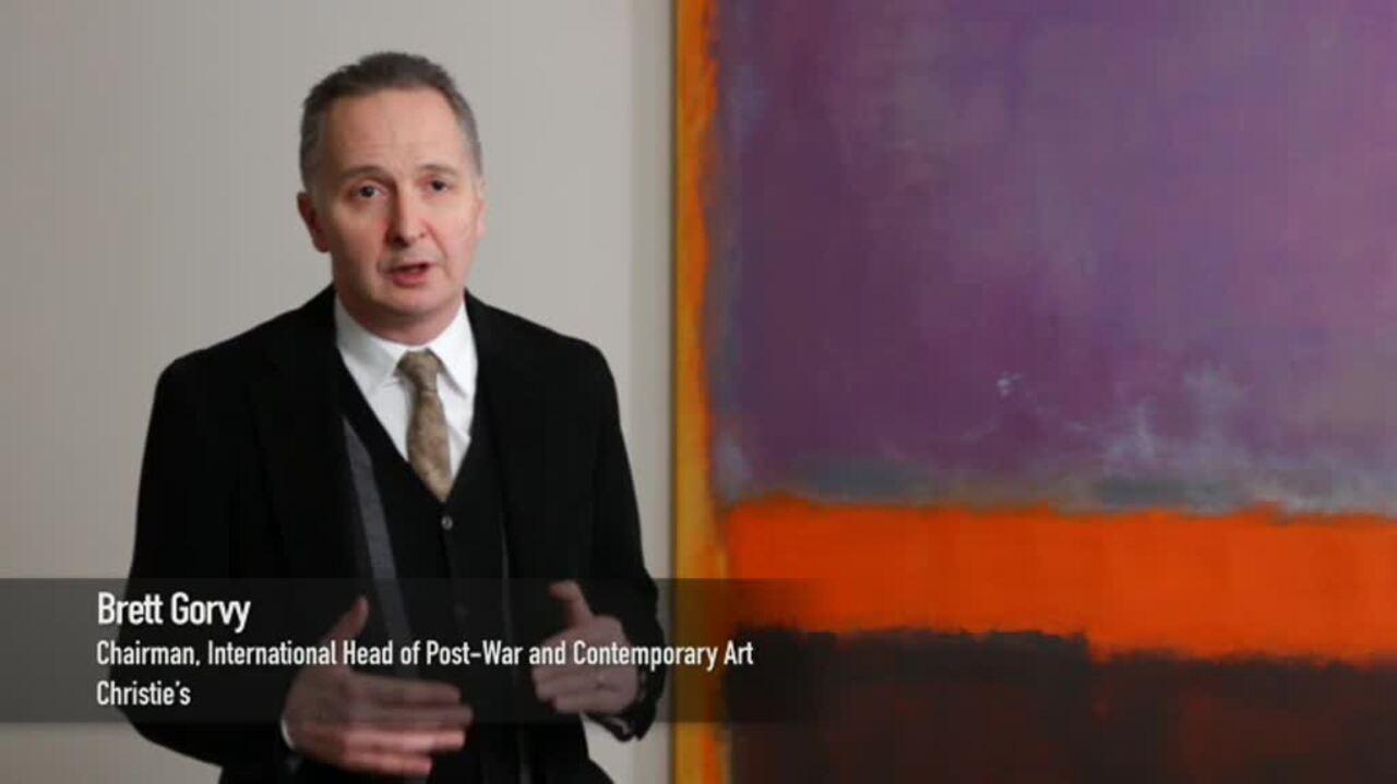 Gallery Talk: Mark Rothko's Un
