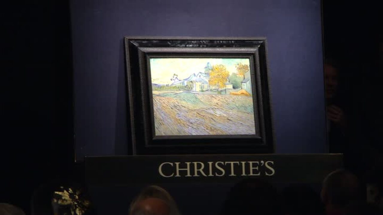 In The Saleroom: Vincent Van G