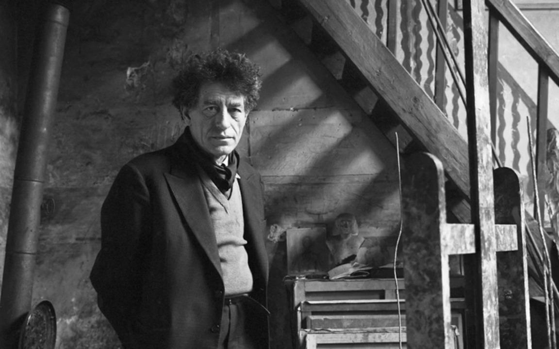 Alberto Giacometti's Portrait  auction at Christies