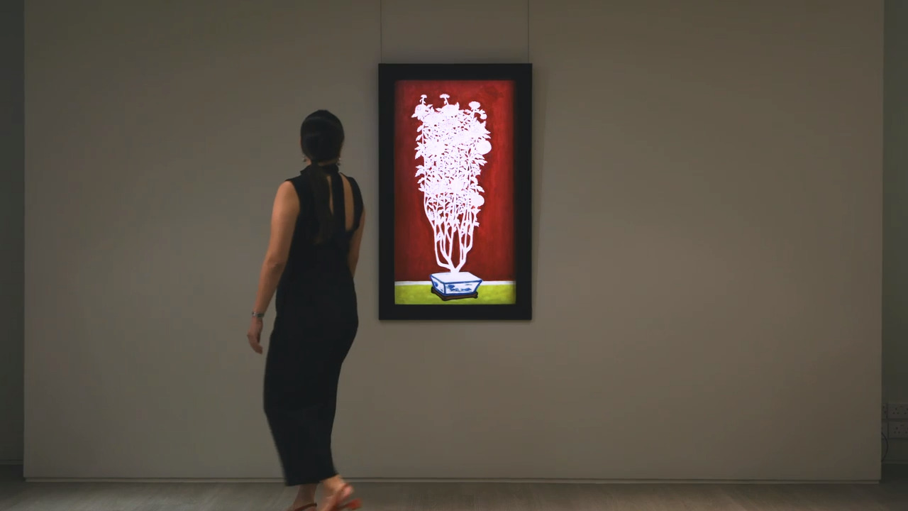 Lines drawn in solitude: Sanyu auction at Christies