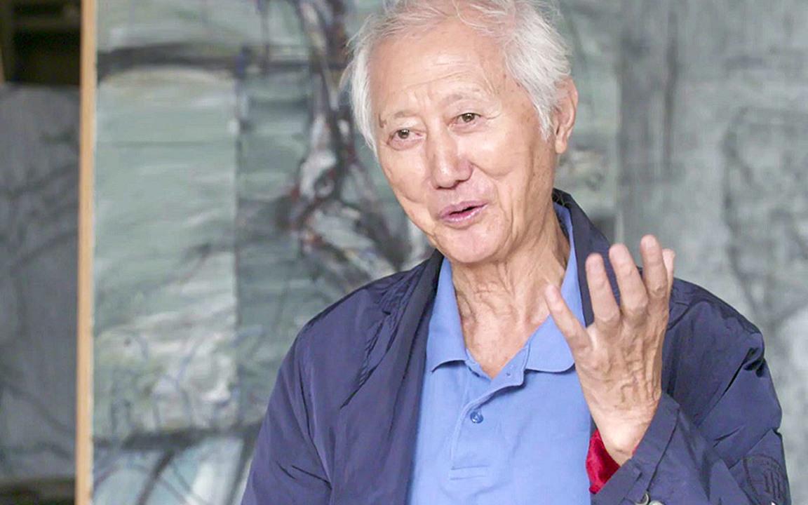 Studio visit: Hwang Yong-Yop auction at Christies