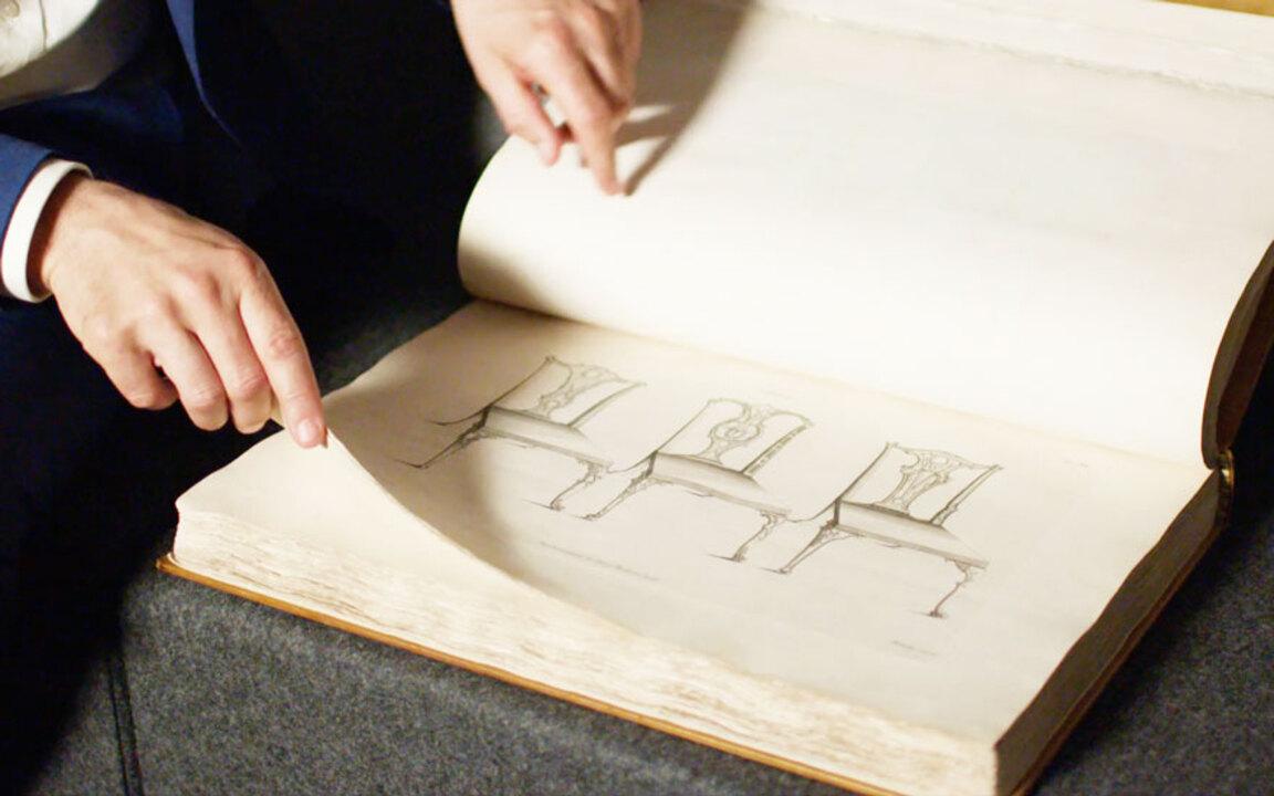 如何辨别汤玛斯‧齐本德尔的真品 auction at Christies