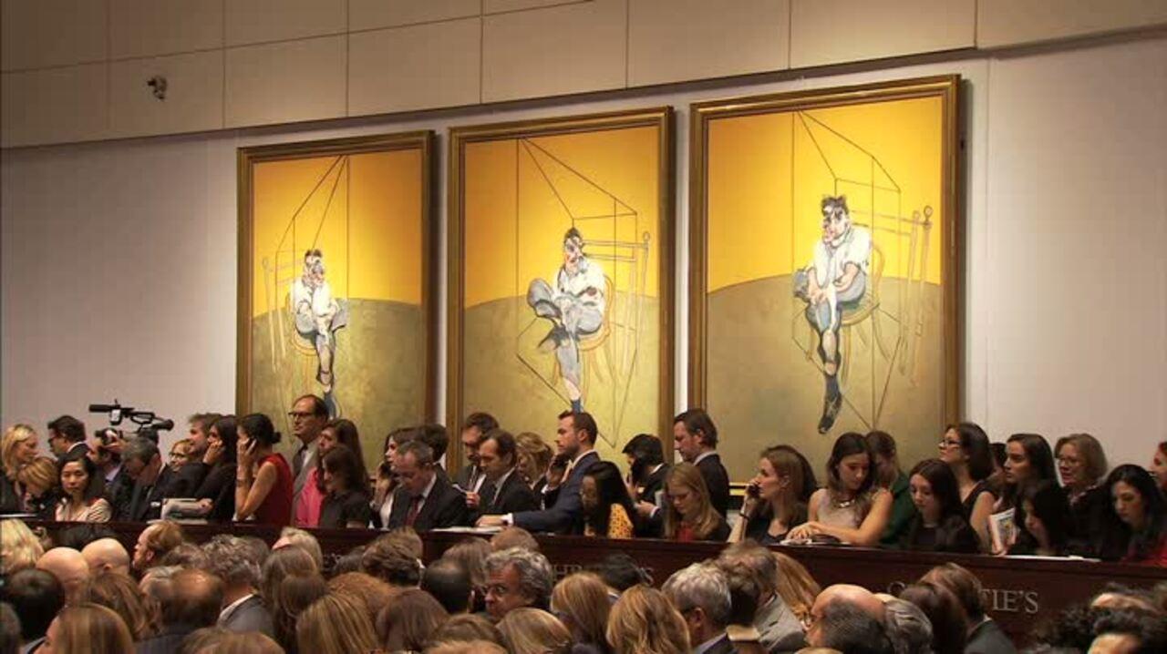 In The Saleroom: Francis Bacon