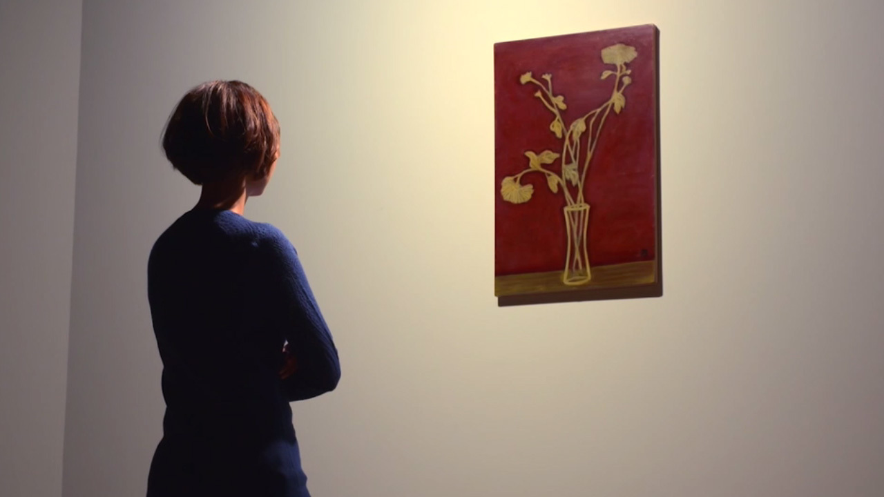 Asian Abstract & Sanyu's Chrys auction at Christies