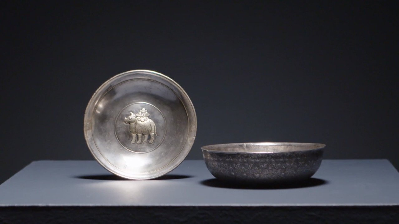 Historic luxury: two Tang vess auction at Christies
