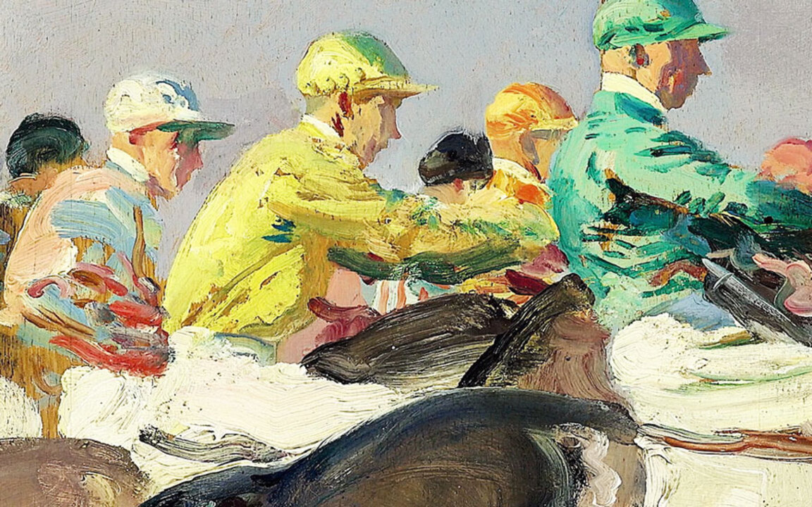 In the field: a collector's gu auction at Christies