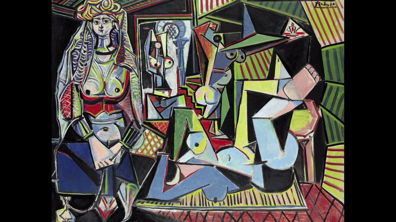 Picasso's 1950's masterpiece auction at Christies