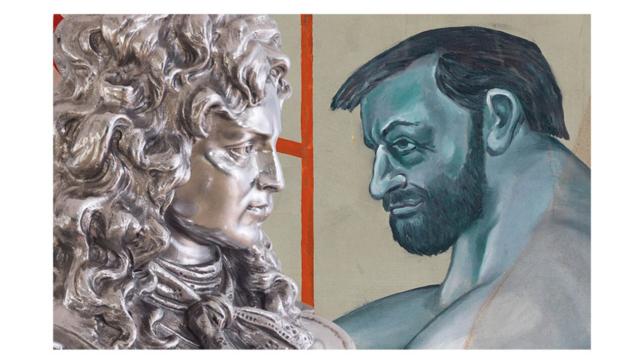 Face Off: Koons / Kippenberger auction at Christies
