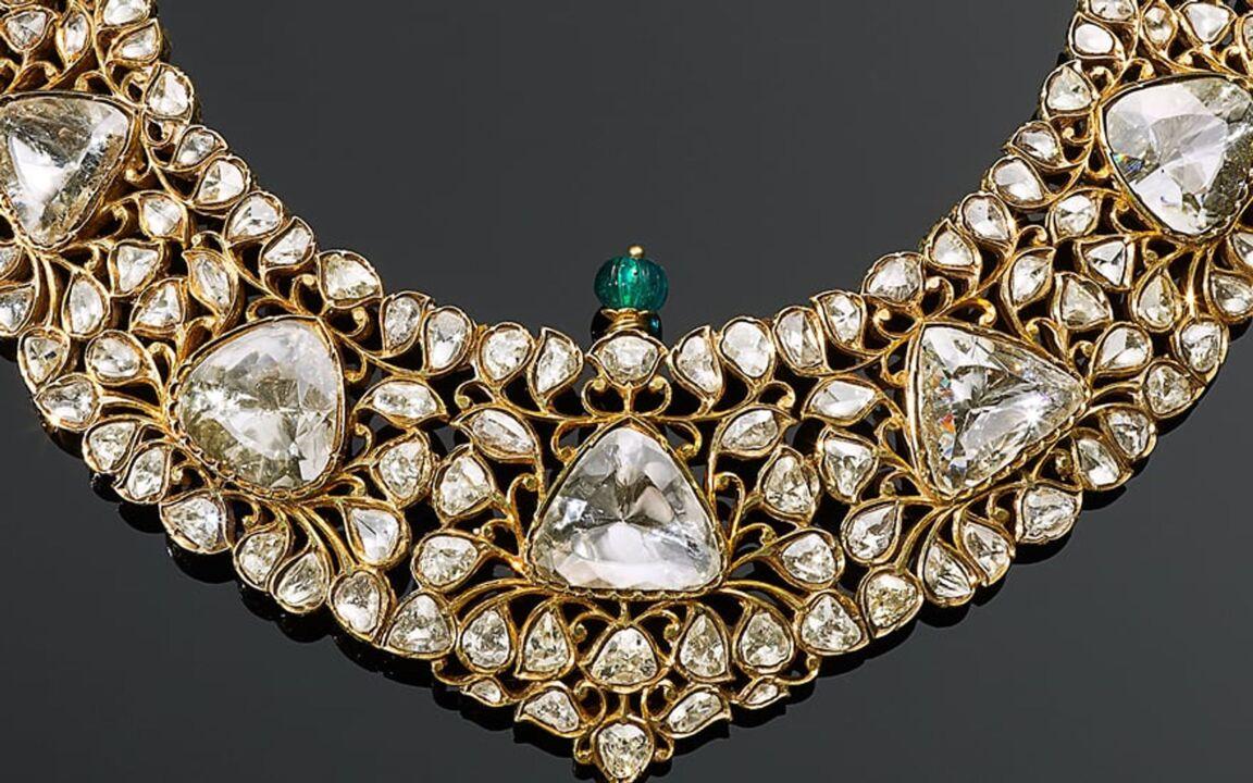 Maharajas & Mughal Magnificenc auction at Christies