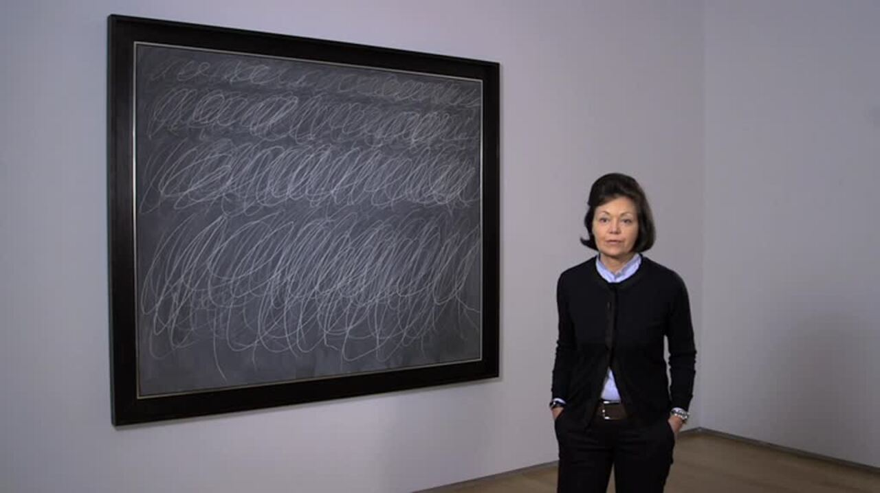 Gallery Talk: Cy Twombly's Unt auction at Christies