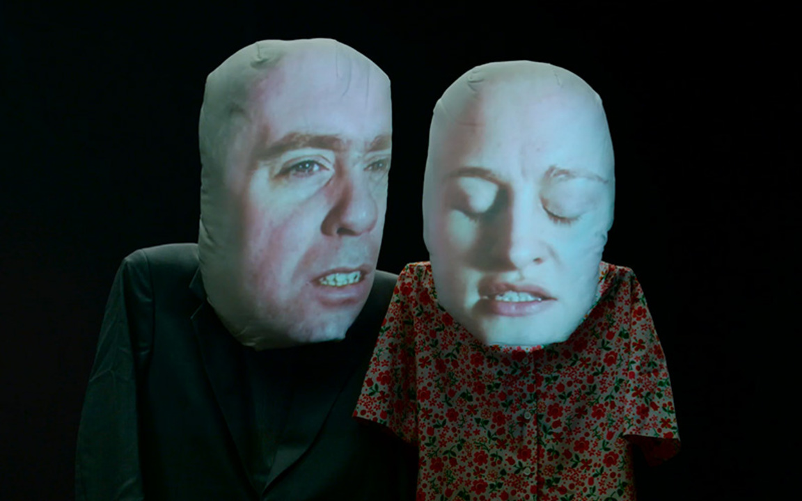 A Visual Odyssey: Tony Oursler auction at Christies