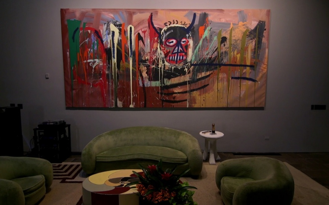 Epic Basquiat to lead Post-war auction at Christies
