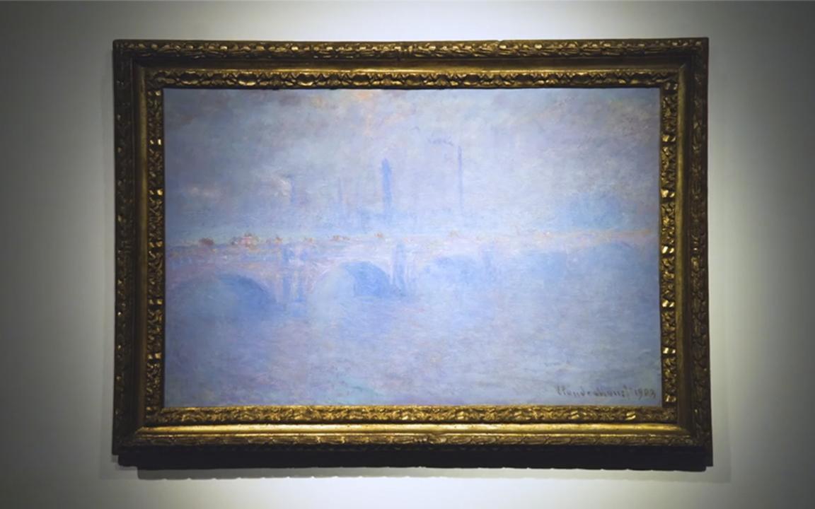 稀世罕见的重要莫奈伦敦风景画即将亮相佳士得 auction at Christies