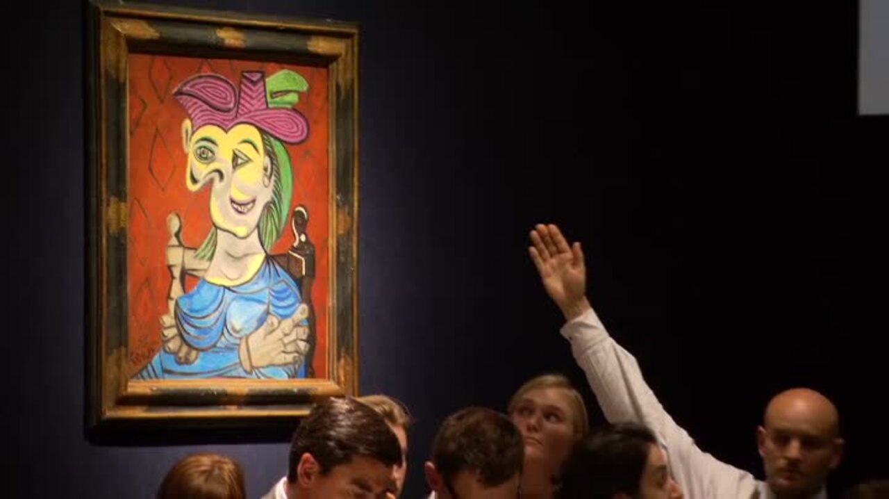In the Saleroom: Pablo Picasso