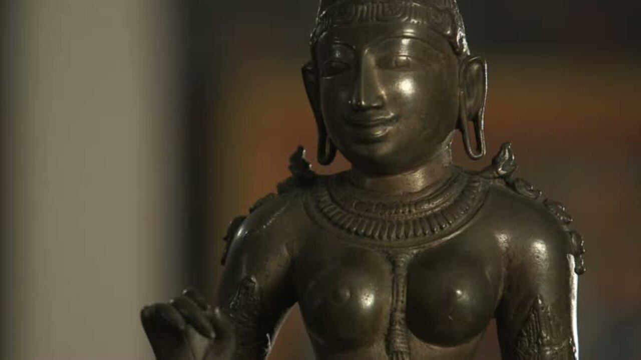 Gallery Talk: Indian and South