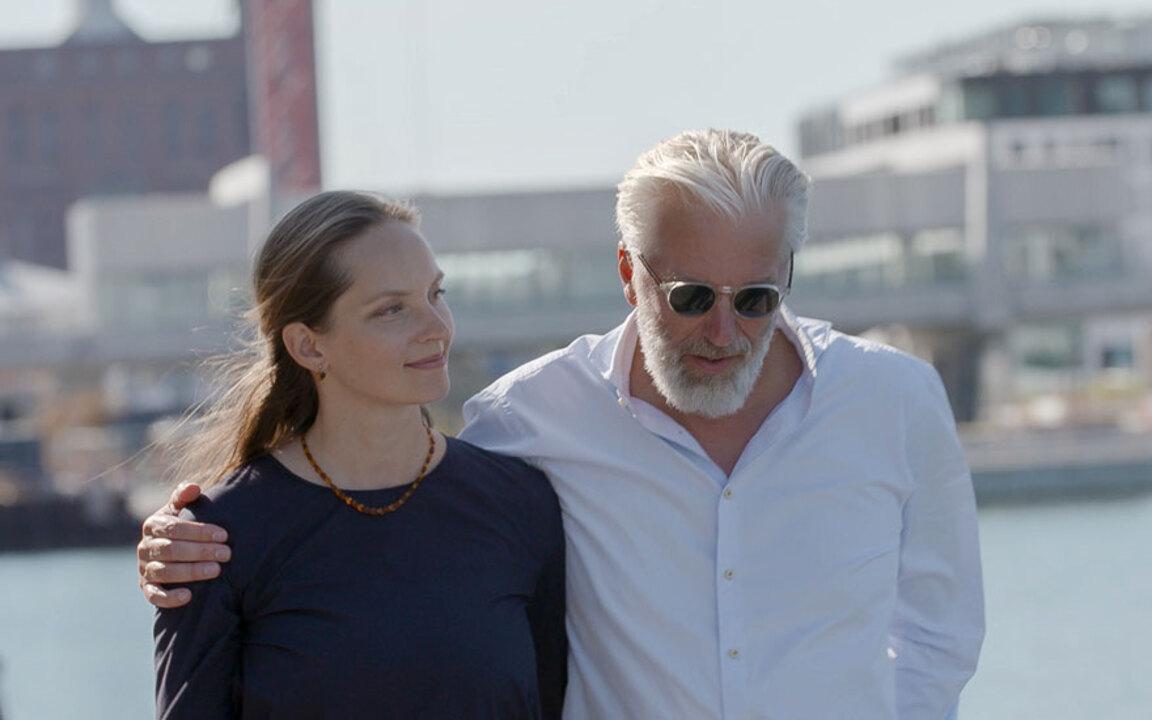 Jens and Masha Faurschou