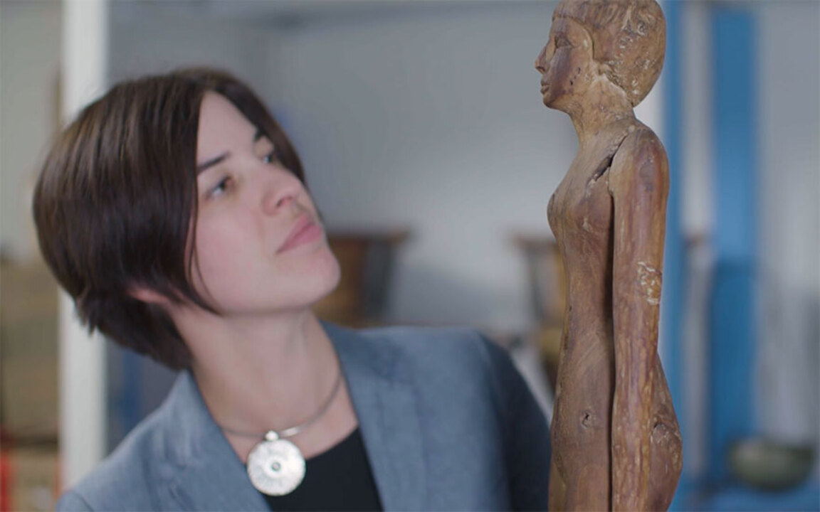 5 minutes with… An ancient Egy auction at Christies