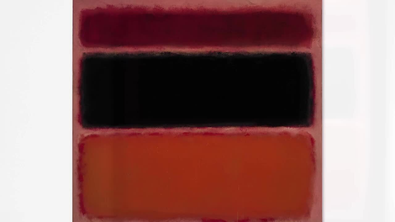 Rothko's culminating moment auction at Christies