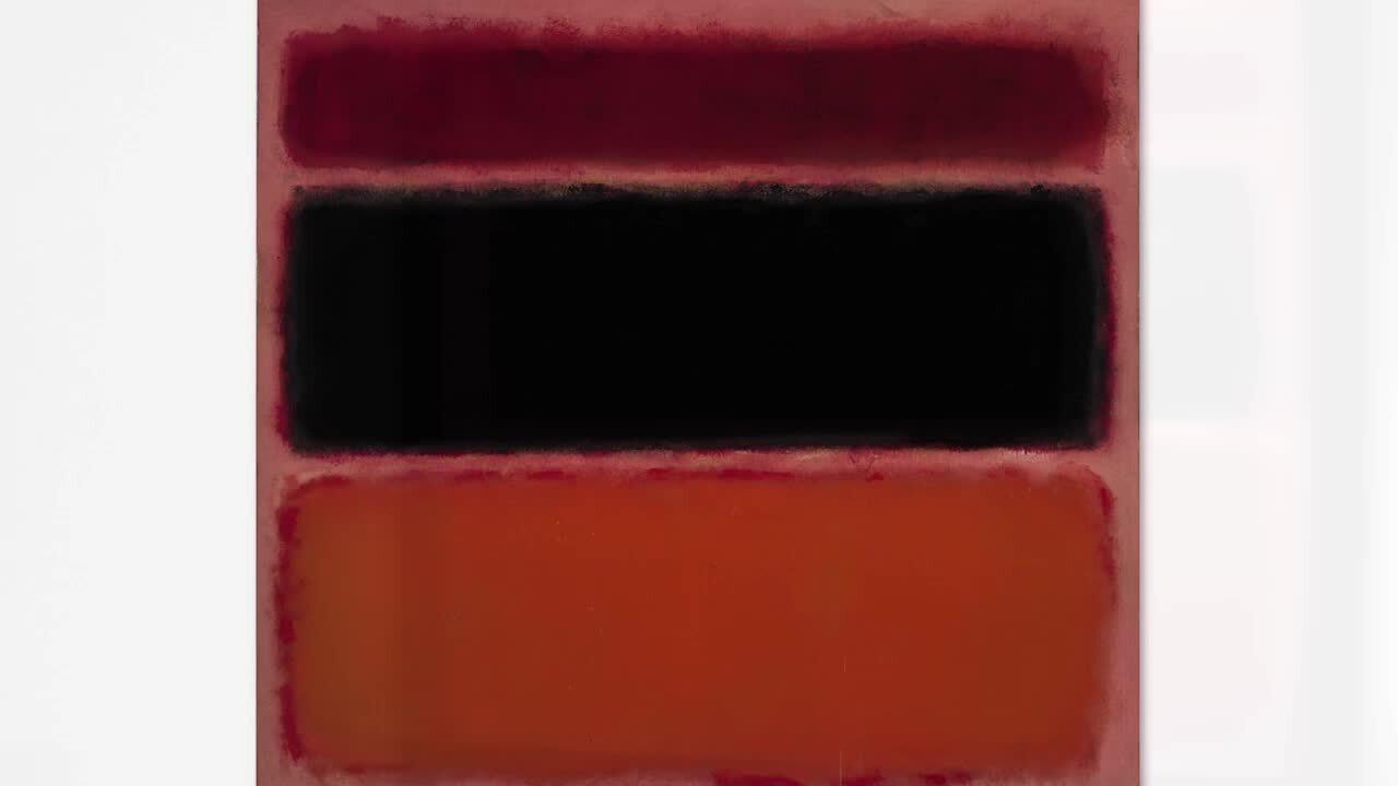 Rothko's culminating moment