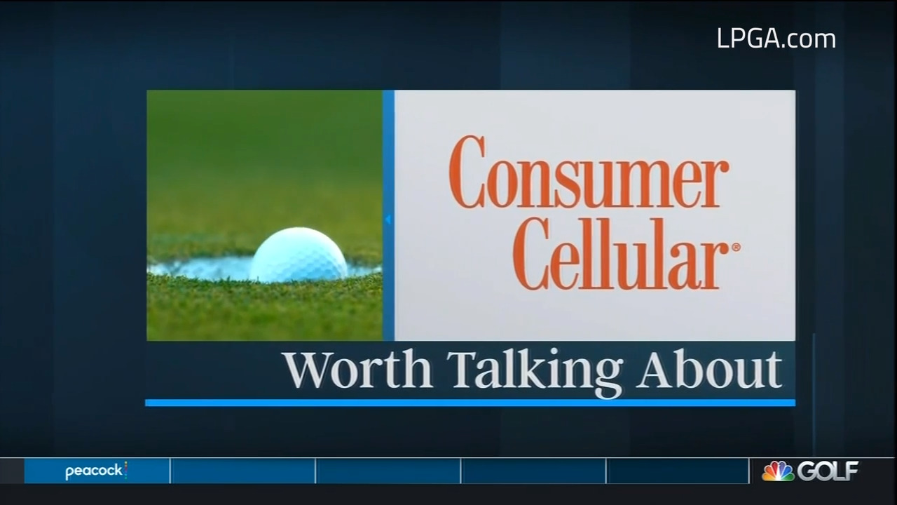 Worth Talking About Presented by Consumer Cellular at the Pelican Women's Championship