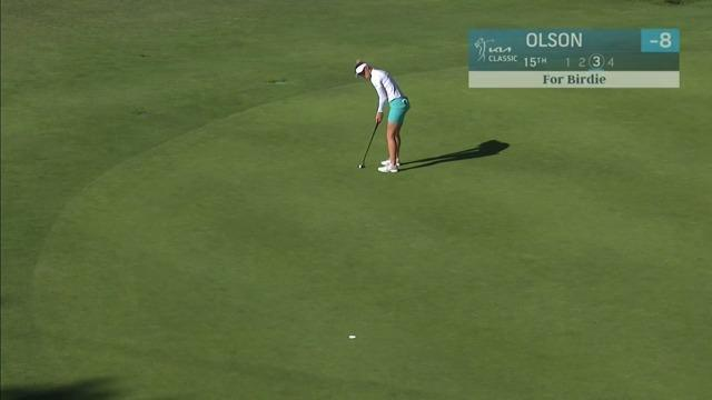 Amy Olson Highlights Round 4 Kia Classic