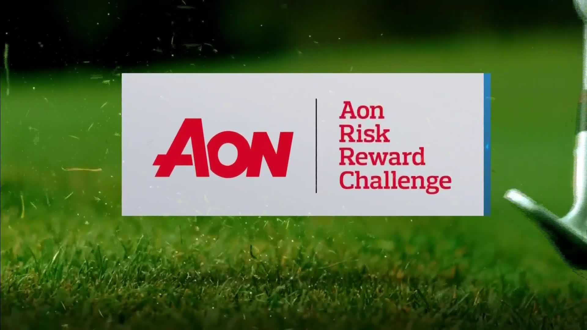 Aon Risk Reward Challenge Hole at the 2021 Cambia Portland Classic – Final Round