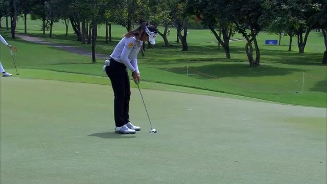 Atthaya Thitikul Final Round Highlights at the 2021 Honda LPGA Thailand