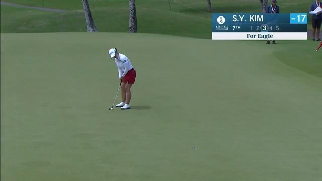 Sei Young Kim Final Round Highlights at the 2021 LOTTE Championship