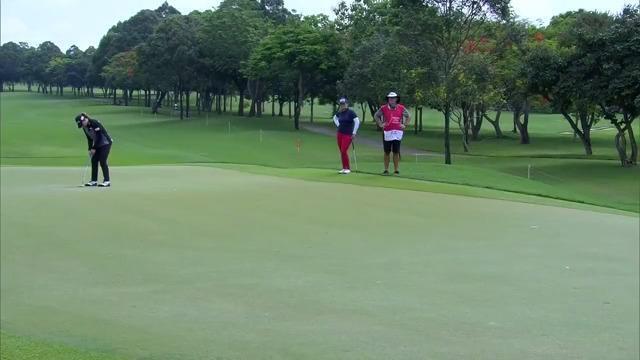 Ariya Jutanugarn Final Round Highlights at the 2021 Honda LPGA Thailand