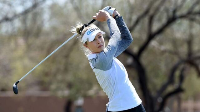 Nelly Korda Final Round Highlights 2019 Bank of Hope Founders Cup