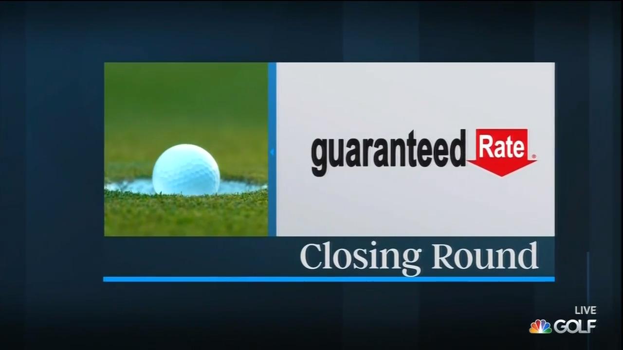 Guaranteed Rate Closing Round LPGA Drive On Championship Reynolds Lake Oconee