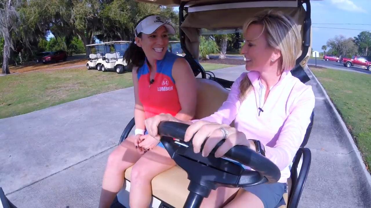 Cart Cruisin' with Rachel Rohanna