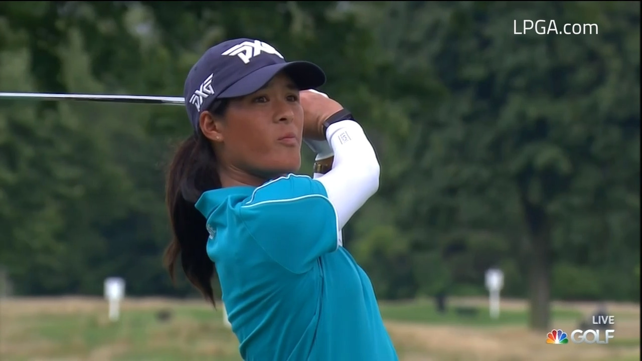 Celine Boutier Final Round Highlights at the LPGA Drive On Championship