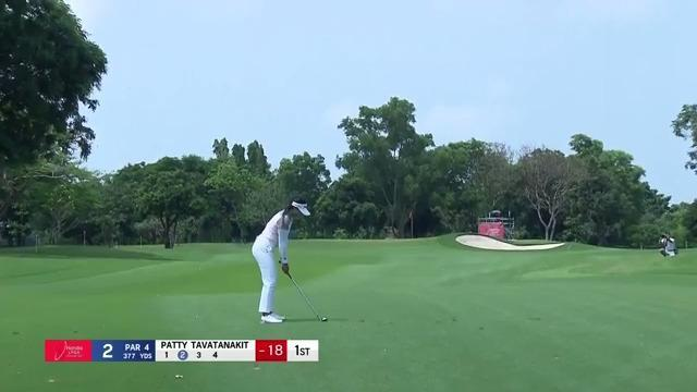 Patty Tavatanakit Final Round Highlights at the 2021 Honda LPGA Thailand