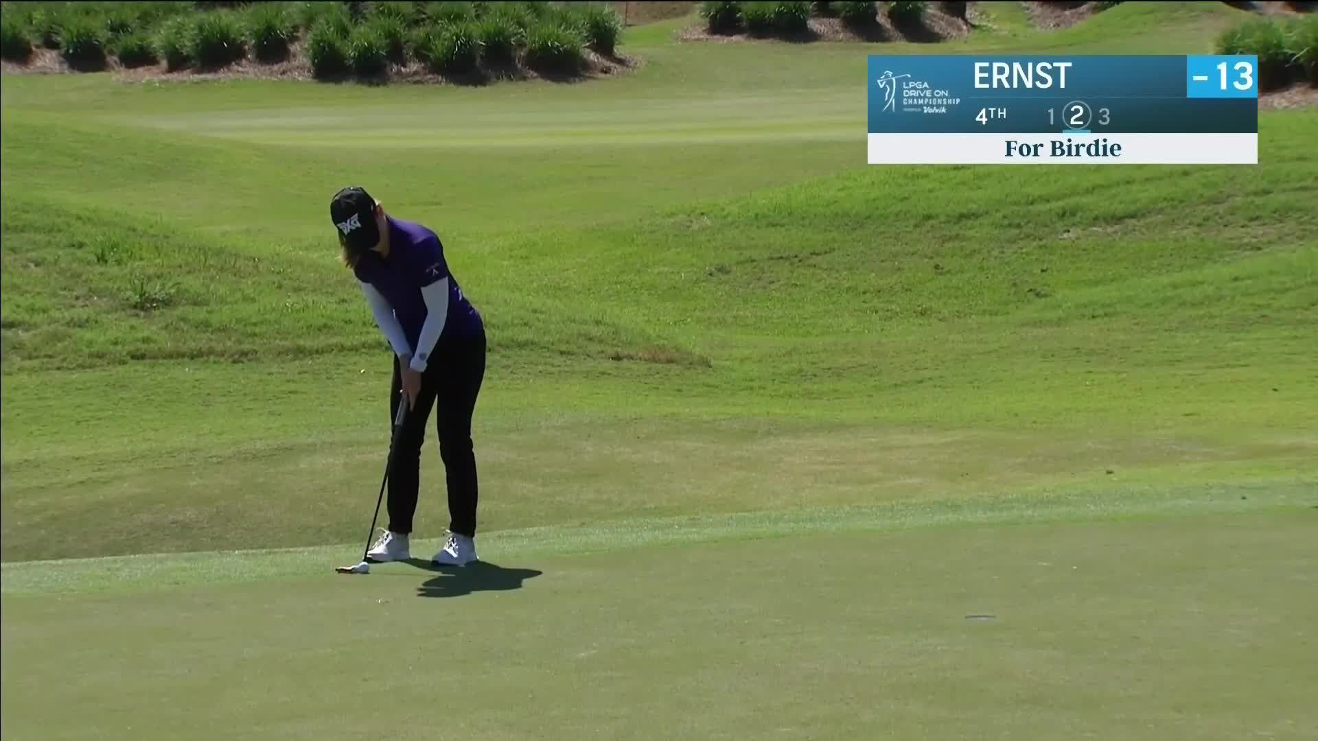 Austin Ernst Final Round Highlights at the 2021 LPGA Drive On Championship presented by Volvik