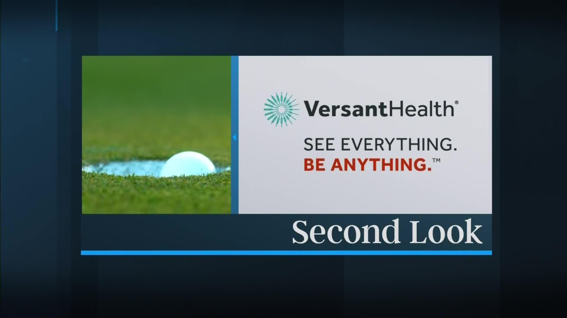 Versant Health Second Look during the Second Round of the 2021 Walmart NW Arkansas Championship