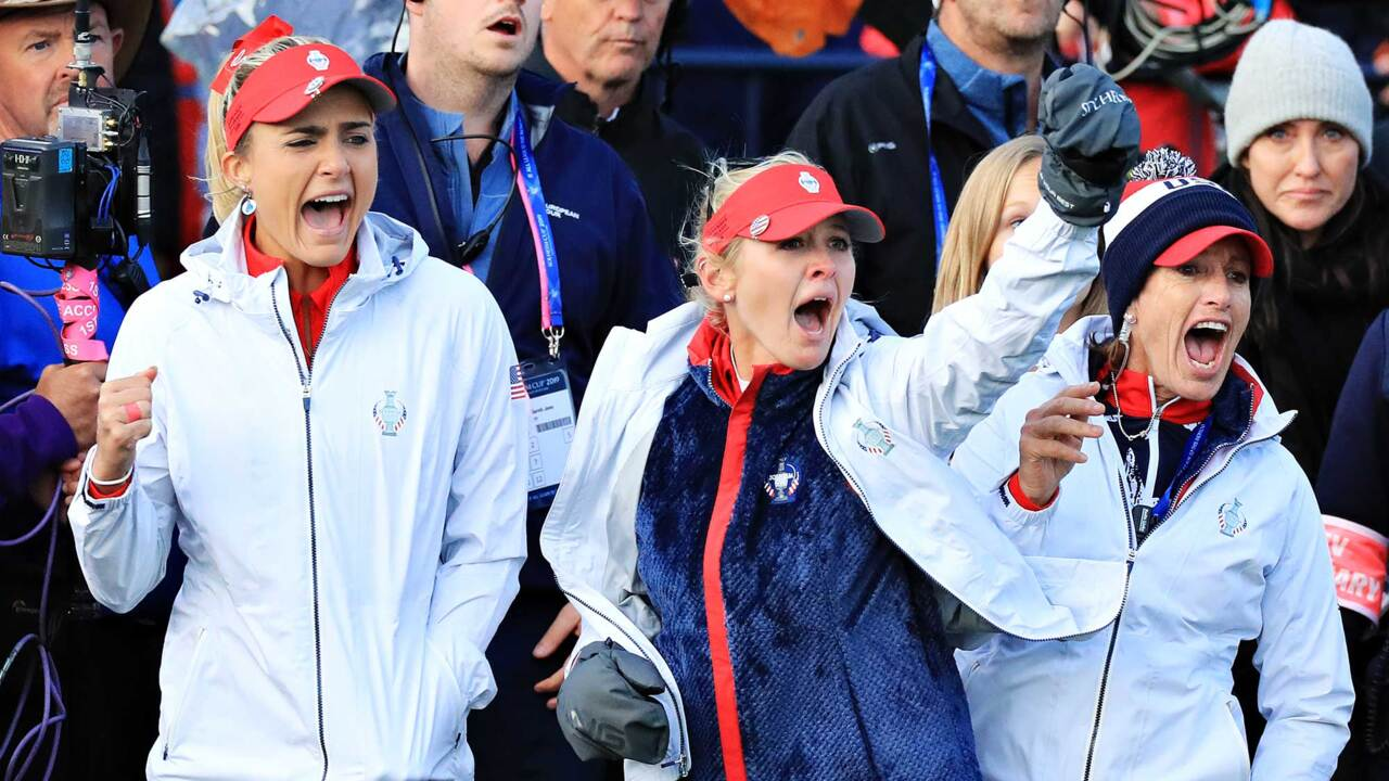 Sights and Sounds From the 2019 Solheim Cup