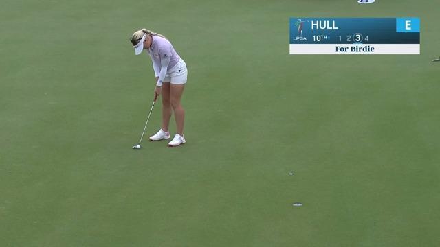 Charley Hull Opening Round Highlights at the 2021 KPMG Women's PGA Championship