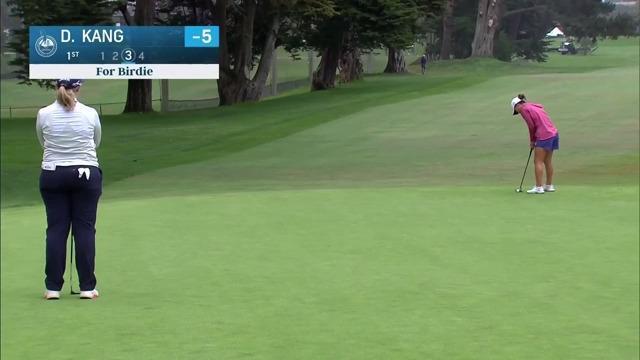 Danielle Kang Final Round Highlights at the 2021 LPGA MEDIHEAL Championship