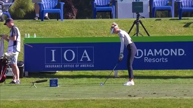 Nelly Korda Opening Round Highlights at the 2021 Diamond Resorts Tournament of Champions