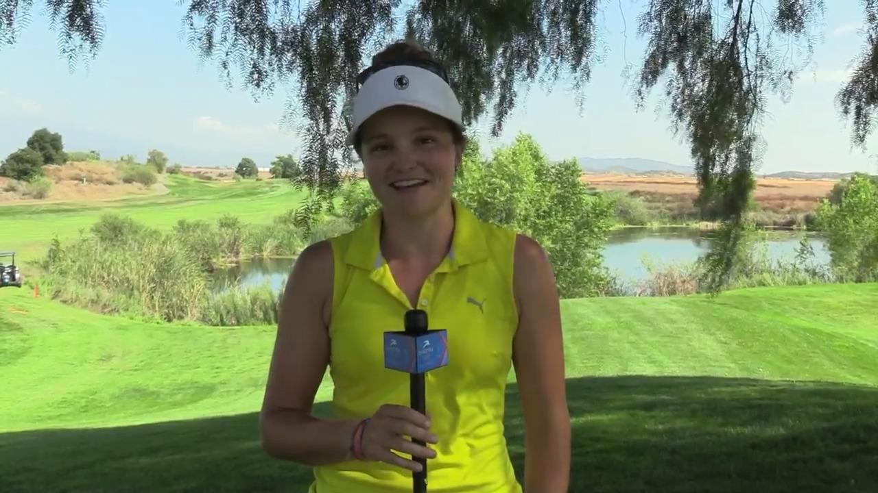 IOA Championship Winner's Interview - Fatima Fernandez Cano