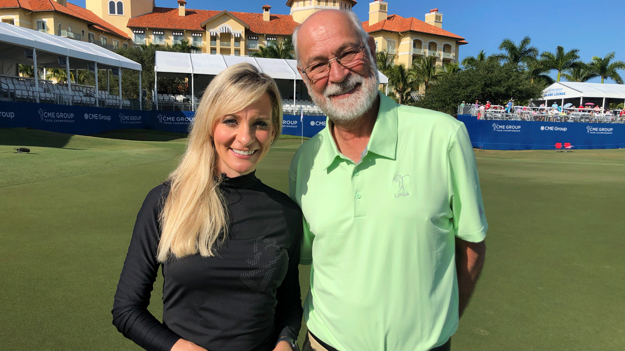 The Starter – Round 4 of the 2019 CME Group Tour Championship