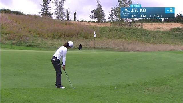 Jin Young Ko Final Round Highlights at the 2021 Cambia Portland Classic