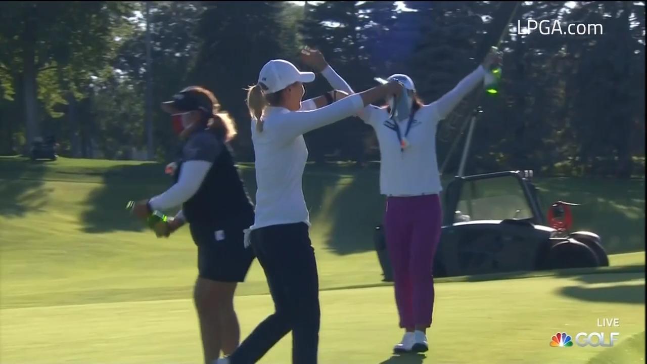 LPGA Drive On Championship Final Round Highlights
