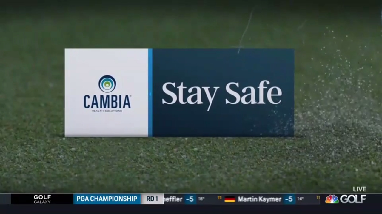 Marathon LPGA Classic Cambia Stay Safe Feature