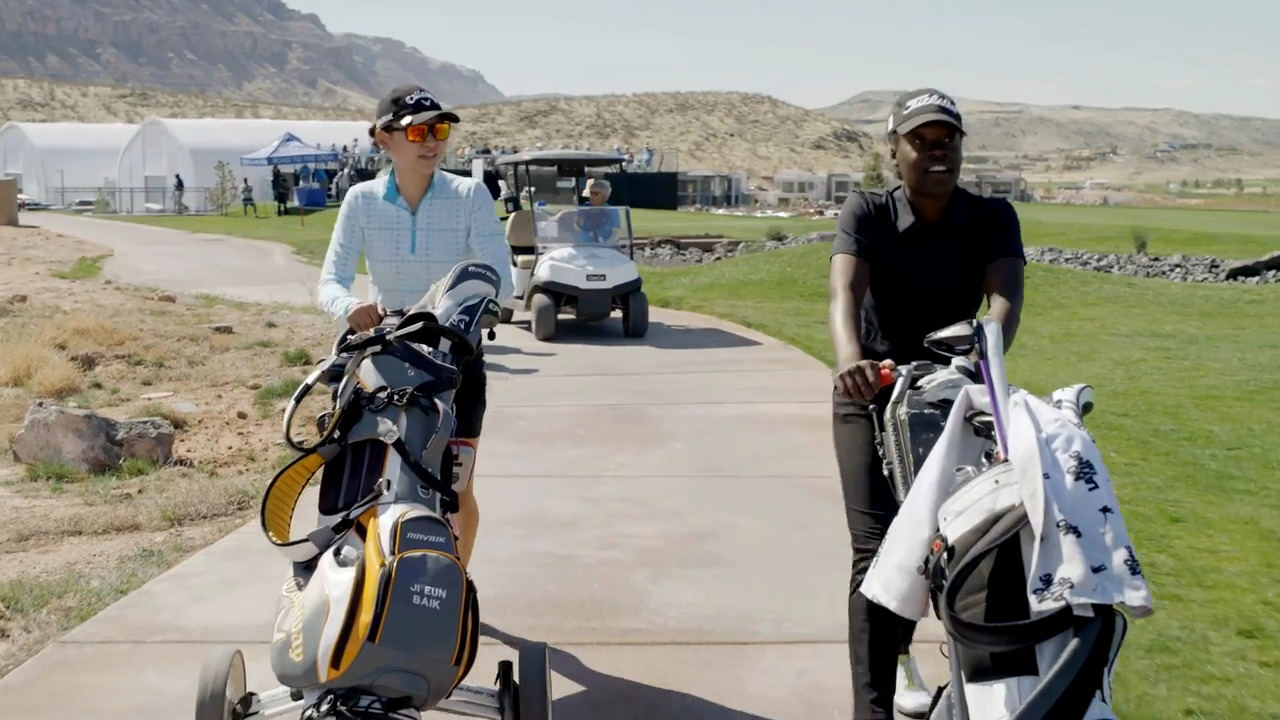 Hear from Symetra Tour Members at Copper Rock Championship talk about life on the #Road2LPGA