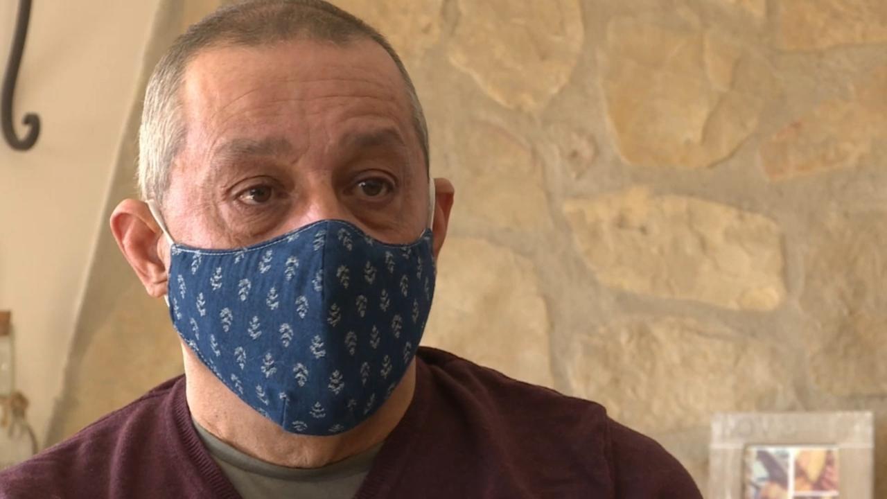 Carlos Vieito va passar 19 dies a l'UCI pel coronavirus