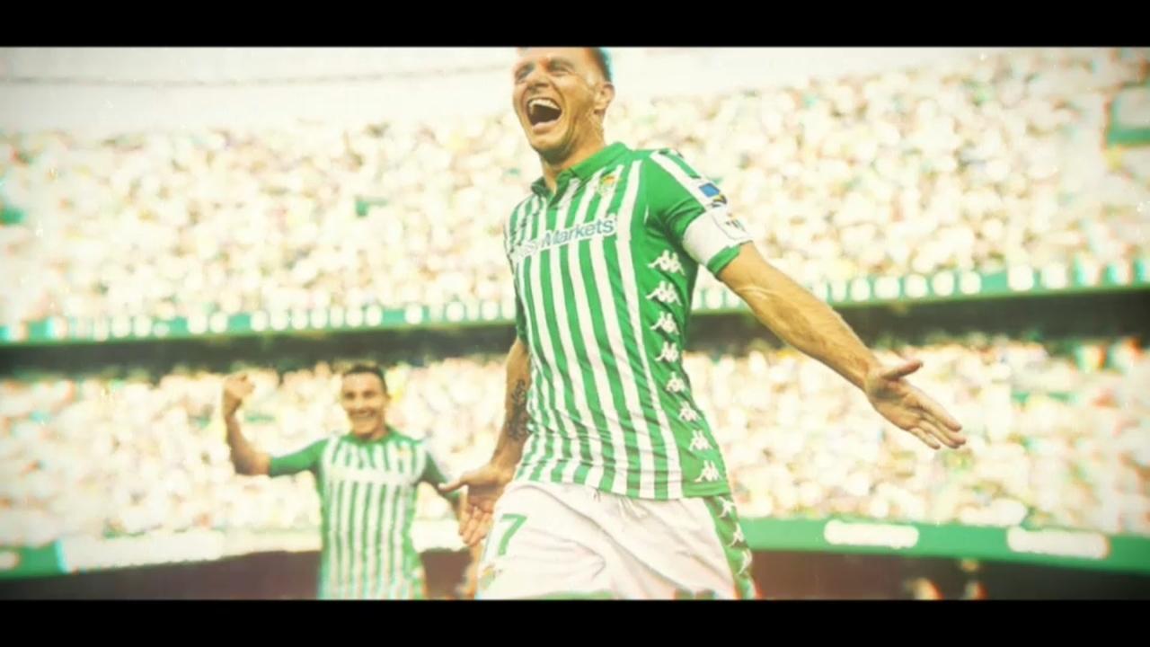 Joaquín celebra un gol