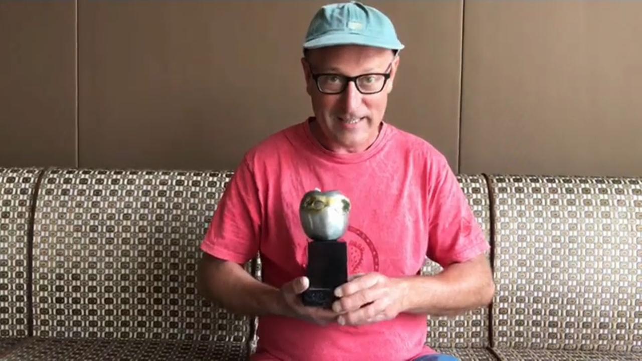 El ballarí valencià Nacho Duato va rebre el premi Max d'honor a tota la carrera professional