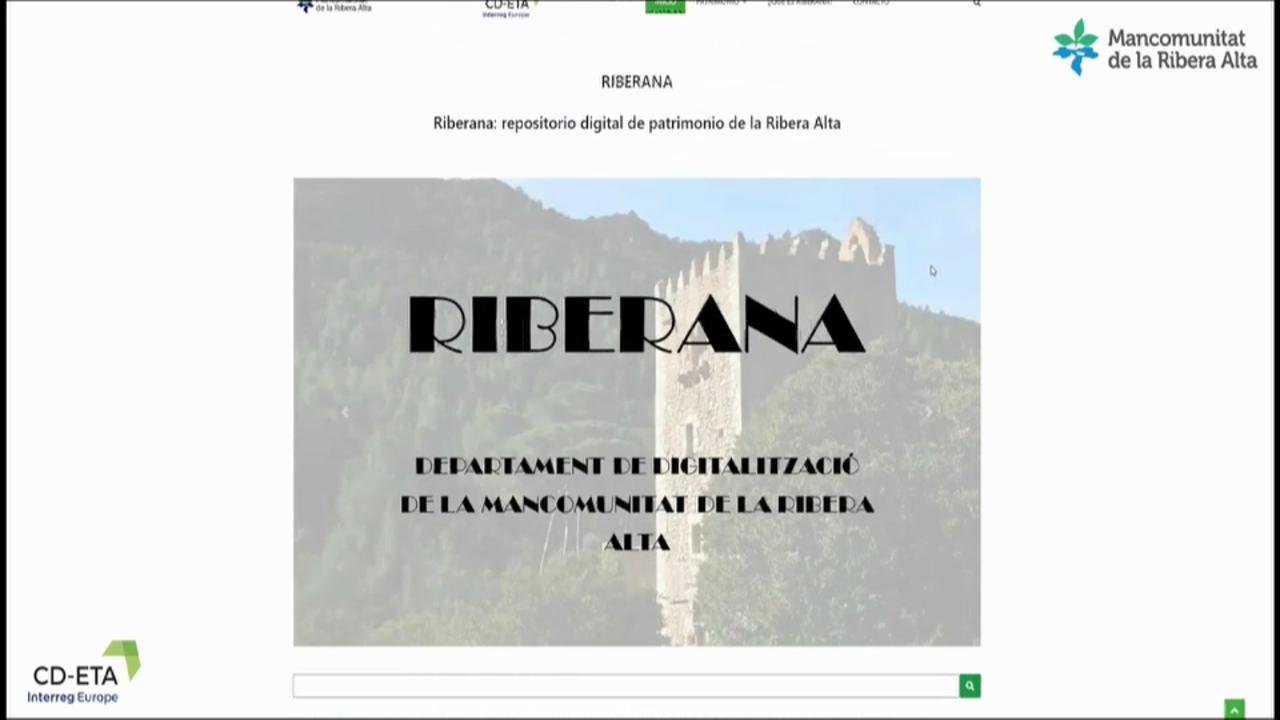 El Museu de la Festa d'Algemesí o la Murta formen part del repositori